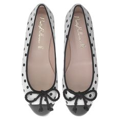 H just got these - they run a little small - Pretty Ballerinas