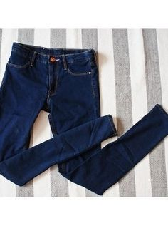 Kup mój przedmiot na #vintedpl http://www.vinted.pl/damska-odziez/rurki/17004912-jeans-rurki-cropped-skinny-xs-xxs-zara-treginsy