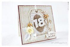 Kartki z okazji 18 urodzin