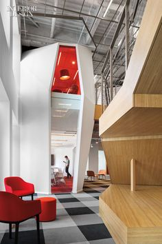 The New Publicis Office in New York by Clive Wilkinson Has No Assigned Desks