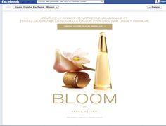 issey miyake bloom facebook