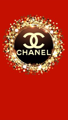 Chanel Red - iPhone wallpaper