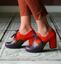 Completely in love with these! TAMER :: SHOES :: CHIE MIHARA