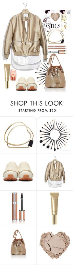 """""""Casual"""" by grinevagh ❤ liked on Polyvore featuring Roksanda, 3.1 Phillip Lim, Givenchy, Stila and Paco Rabanne"""