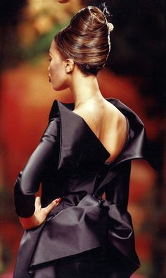 Christian Lacroix haute couture Fall/Winter 1991