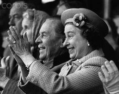Queen Elizabeth, May 1, 1985