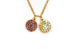 Chrysalis necklace
