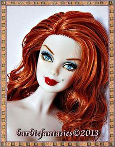 Barbie close-up. Letizia   BarbieFantasies