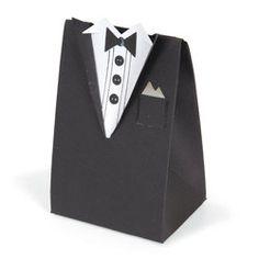 Sizzix - Bigz Pro Die - Bag - Tuxedo