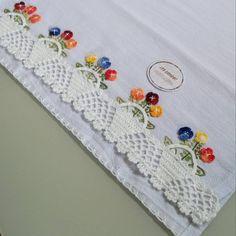 Crochet Borders, Crochet Patterns, Knitting Stitches, Hand Embroidery, Crochet Bikini, Diy And Crafts, Instagram, Decor, Crochet Tree