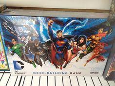 DC deckbuilding game!