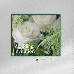Classic Wedding Invitations and Stationery from On Silver Pond