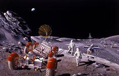 A Holdon talált óriásalagútban épülhet meg az első holdbázis, a Mars-kolonizáció főpróbája - Qubit
