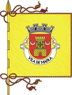 Bandeira da Vila de Mafra