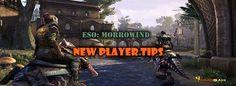 10 New Player Tips for the Elder Scrolls Online: Morrowind