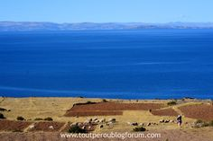 Ile d'Amantani, Lac Titicaca, Pérou Lac Titicaca, Mountains, Nature, Travel, Landscape, Viajes, Traveling, Nature Illustration, Off Grid