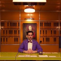 Tour The Grand Budapest Hotel Set : Architectural Digest
