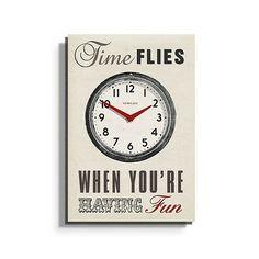 Klok Time Flies