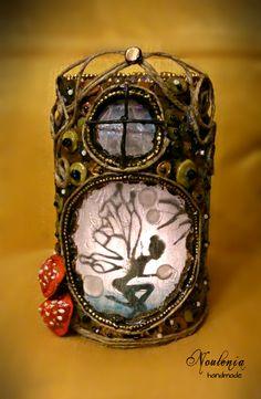 Magic Fairy Lantern by Noulenia