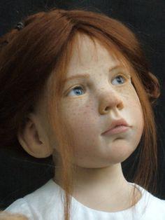 Волшебница. Авторские куклы Laurence Ruet dolls (Лауренс Руе) / Авторская кукла известных дизайнеров / Бэйбики. Куклы фото. Одежда для кукол