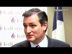 Ted Cruz Explains the One Question the Media Uses to Try to 'Trap' Candidates