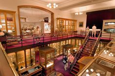 Mütter Museum in Philadelphia, PA.  Because human biology is stranger than fiction.