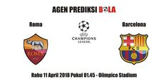 Prediksi Roma vs Barcelona 11 April 2018