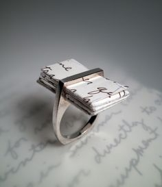 love letter in a ring