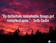 Want to create remarkable content?