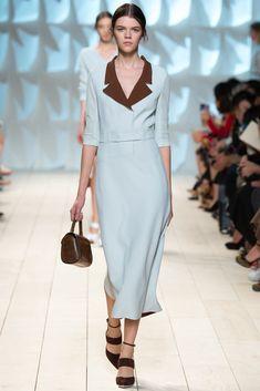 Nina Ricci Pret A Porter S/S 2015 Pasarela Paris