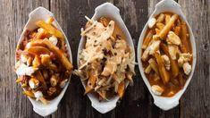 Signé M - TVA - Poutine et 3 sauces maison Canadian Dishes, Canadian Food, Canadian Recipes, Poutine Recipe, Cooking Recipes, Healthy Recipes, Yummy Recipes, Recipies, Foods With Gluten