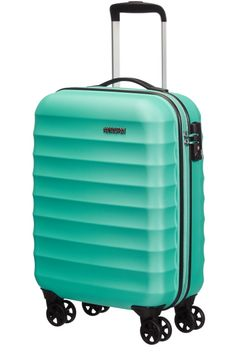 American Tourister Palm Valley Spinner 55cm Turquoise