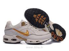 Nike Air Max Blanche Et Bleu