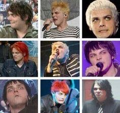 Gotta love Gerard's facial expressions<3 MY Chemical Romance