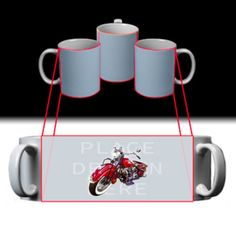 Motorcycle kitchen Collection Mug