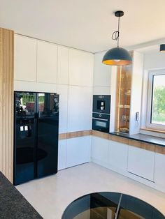 Best Kitchen Designs, Modern Kitchen Design, Küchen Design, House Design, Interior Design, Chicago House, Kids Bedroom Designs, Little Kitchen, Kitchen Layout