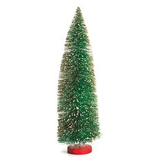 14 In Faded Green Narrow Bottlebrush Tree Set2 >>> Want to know more, click on the image.