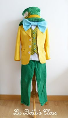Mad hatter costume                                                                                                                                                                                 More