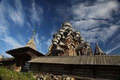 Одни из главных достопримечательностей России | Ультрамарин