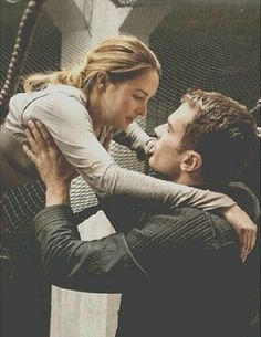 Tris and Four ~ They'er so cute