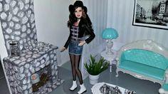 Tour pela Casa da Barbie/ Doll house tour