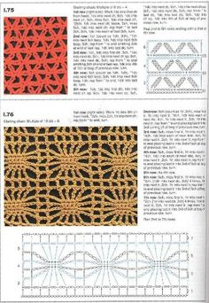 Picasa Web Albums. Crochet stitch patterns & diagrams