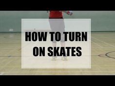 How to Turn On Roller Skates - Roller Derby Transitions - YouTube
