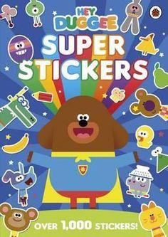 Hey Duggee: Super Stickers