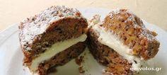 Σήμερα σας προτείνουμε ένα κέικ καρότου φτιαγμένο με στέβια και γεμισμένο με κρέμα τυριού ανεβατού από τα Γρεβενά που είναι ΠΟΠ ή όποιο κρεμώδες τυρί μας αρέσει. Η γεύση του αρκούντως ανεβαστική και η εμφάνιση μπορεί να έχει πινελιές γιορτινές. Πάντως είναι δώρο ευπρόσδεκτο για φίλους και συγγενείς. «Δένει» με τσάι μήλου ή ακόμα και …