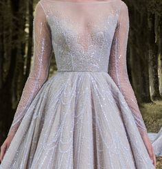 """game-of-style: """" Sansa in the Wolfswood - Paolo Sebastian Haute Couture Fall/Winter """" Stunning Dresses, Beautiful Gowns, Elegant Dresses, Pretty Dresses, Couture Dresses, Fashion Dresses, Evening Dresses, Prom Dresses, Formal Dresses"""