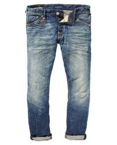 Men's Clothing #Scotch #Soda #Jeans