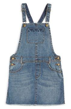 Billabong 'Jeanie Blues' Dress (Big Girls)