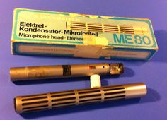 Sennheiser, Samson, Microphones set ED'mics that recorded over 250 tv episodes.