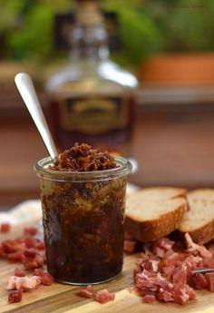 Bacon Jam – Speck Marmelade - Was du nicht kennst. - Bacon Jam – Speck Marmelade – Was du nicht kennst… Imágenes efectivas que le proporcionamos s - Barbecue Sauce Recipes, Grilling Recipes, Chutneys, Sandwiches, Bacon Jam, Lard, Easy Smoothie Recipes, Burger Recipes, Vegetarian Recipes